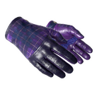 ★ Driver Gloves | Imperial Plaid (Minimal Wear)