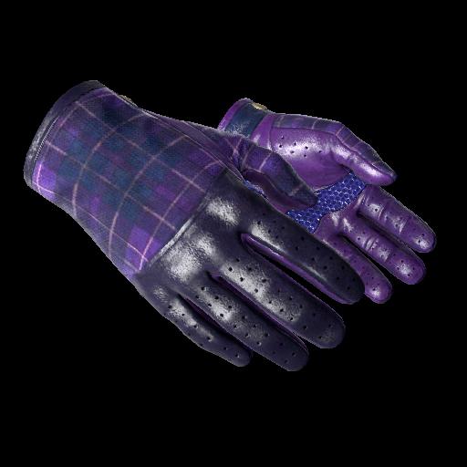 Driver Gloves | Imperial Plaid - gocase.pro