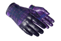 ★ Driver Gloves | Imperial Plaid (Minimal Wear)