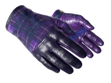 Skin ★ Driver Gloves | Imperial Plaid
