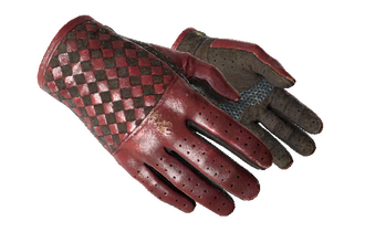 ★ Driver Gloves | Crimson Weave (Field-Tested) Prices