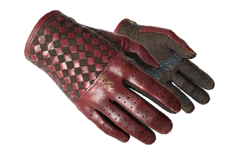 ★ Driver Gloves | Crimson Weave (Well-Worn) Prices