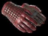 ★ Driver Gloves | Crimson Weave (Well-Worn)