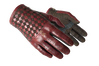 ★ Driver Gloves | Crimson Weave (Well-Worn)