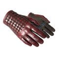 ★ Driver Gloves | Crimson Weave <br>(Minimal Wear)