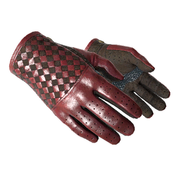 ★ Driver Gloves | Crimson Weave
