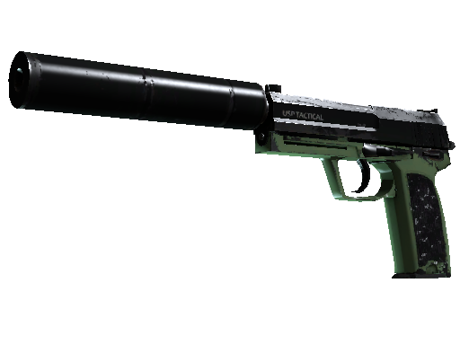 USP-S | Para Green Well-Worn