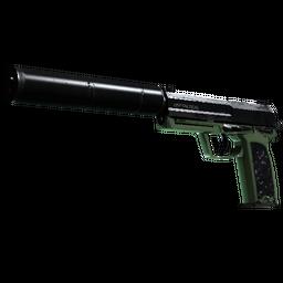 USP-S | Para Green (Well-Worn)