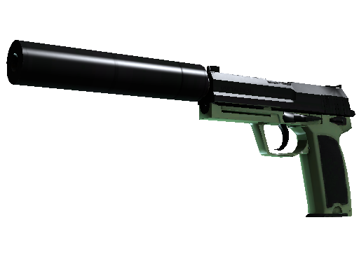 USP-S | Para Green (Battle-Scarred)