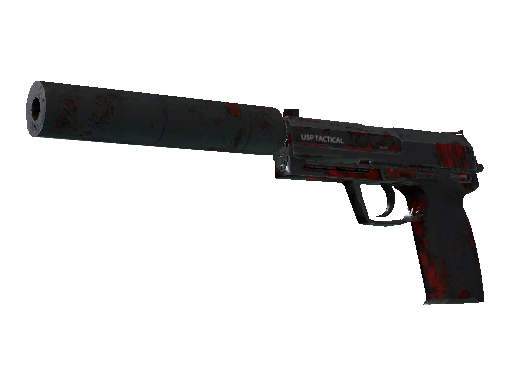 USP-S | Check Engine (Battle-Scarred)
