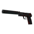 USP-S | Check Engine <br>(Battle-Scarred)