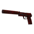 USP-S | Check Engine <br>(Well-Worn)