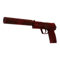 USP-S | Check Engine <br>(Minimal Wear)