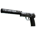 USP-S | Forest Leaves <br>(Battle-Scarred)
