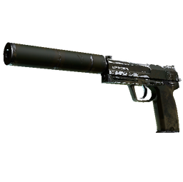 Souvenir USP-S | Forest Leaves (Well-Worn)