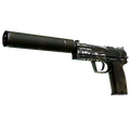 USP-S | Forest Leaves <br>(Well-Worn)