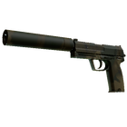 USP-S | Forest Leaves (Minimal Wear)