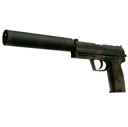 Souvenir USP-S | Forest Leaves (Minimal Wear)
