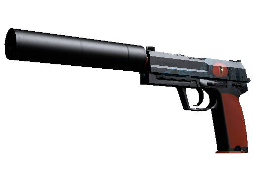 USP-S | Caiman (Well-Worn)
