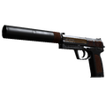 USP-S | Business Class <br>(Battle-Scarred)