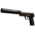 USP-S | Business Class <br>(Well-Worn)