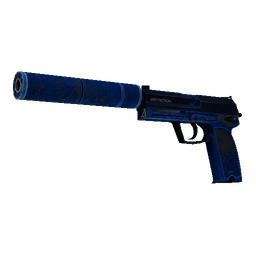 StatTrak™ USP-S | Blueprint (Battle-Scarred)