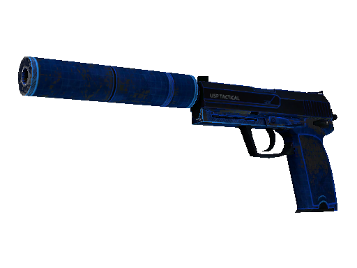 USP-S | Blueprint Battle-Scarred