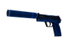 StatTrak™ USP-S | Blueprint (Well-Worn)