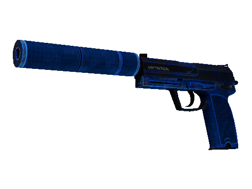 Hydra USP-S Blueprint