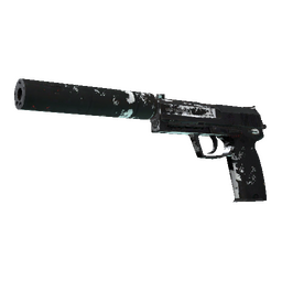 StatTrak™ USP-S | Cyrex (Battle-Scarred)
