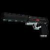 USP-S | Cyrex (Battle-Scarred)