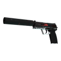 USP-S | Cyrex <br>(Battle-Scarred)