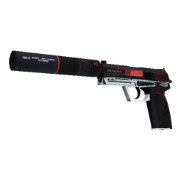 StatTrak™ USP-S | Cyrex (Field-Tested)