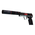StatTrak™ USP-S | Cyrex <br>(Field-Tested)