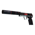 USP-S | Cyrex <br>(Well-Worn)