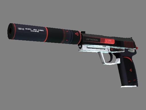 USP-S | Cyrex (Factory New)