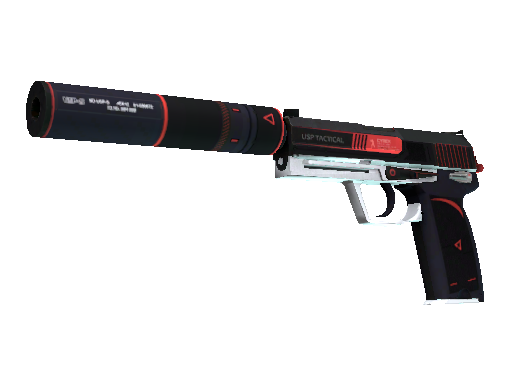 USP-S | Cyrex (Battle-Scarred)