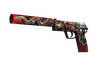 StatTrak™ USP-S | Kill Confirmed (Well-Worn)