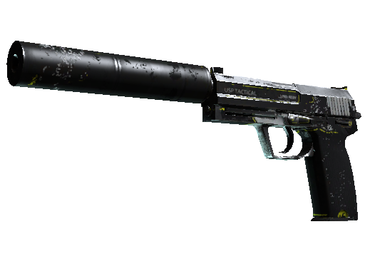 USP-S | Torque Battle-Scarred