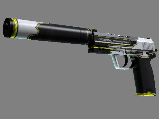 Скин USP-S | Закрученный (Прямо с завода)