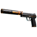 USP-S | Orion <br>(Well-Worn)