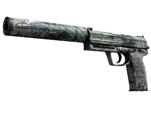 USP-S | Road Rash Battle-Scarred