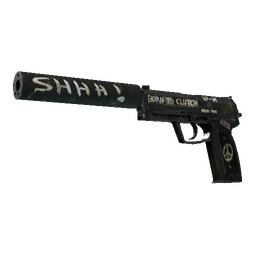 StatTrak™ USP-S | Flashback (Battle-Scarred)