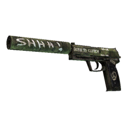 StatTrak™ USP-S | Flashback (Factory New)