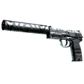 StatTrak™ USP-S | Dark Water <br>(Minimal Wear)