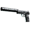 StatTrak™ USP-S | Dark Water <br>(Field-Tested)