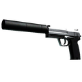 StatTrak™ USP-S | Stainless <br>(Field-Tested)