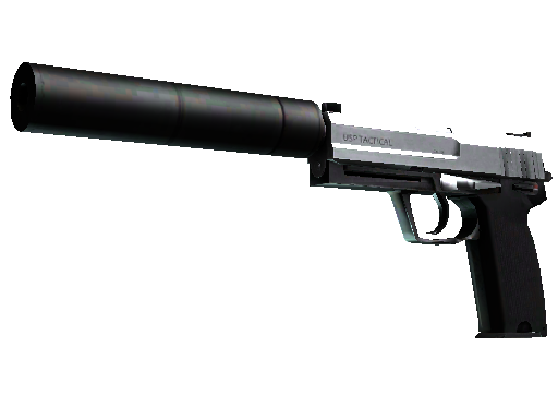 USP-S | Stainless Minimal Wear