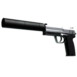 USP-S | Stainless (Minimal Wear)