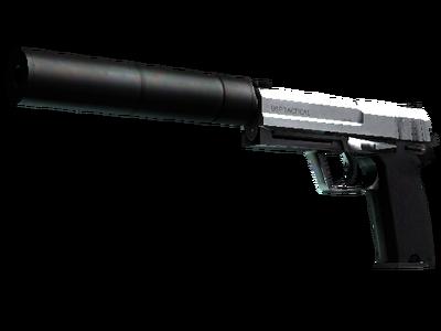 USP-S   Нержавейка (Немного поношенное)